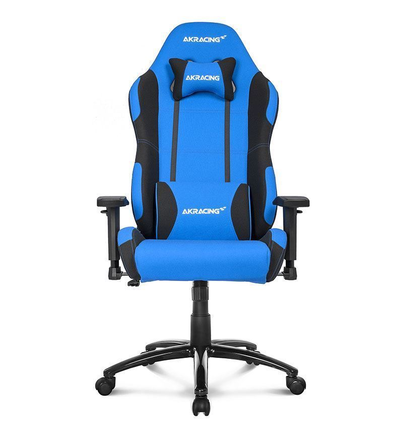 AKRacing Core Series EX Gaming Chair — Blue/Black