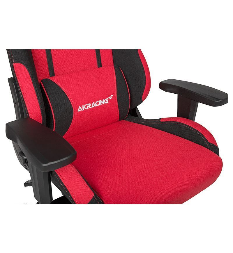 AKRacing Core Series EX Gaming Chair — Red/Black