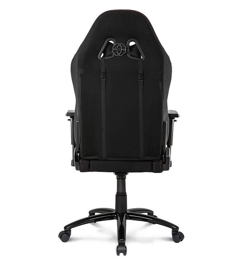 AKRacing Core Series EX Wide Fabric Gaming Chair - Black/Red