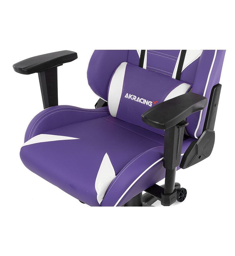 AKRacing Core Series SX Gaming Chair — Lavender