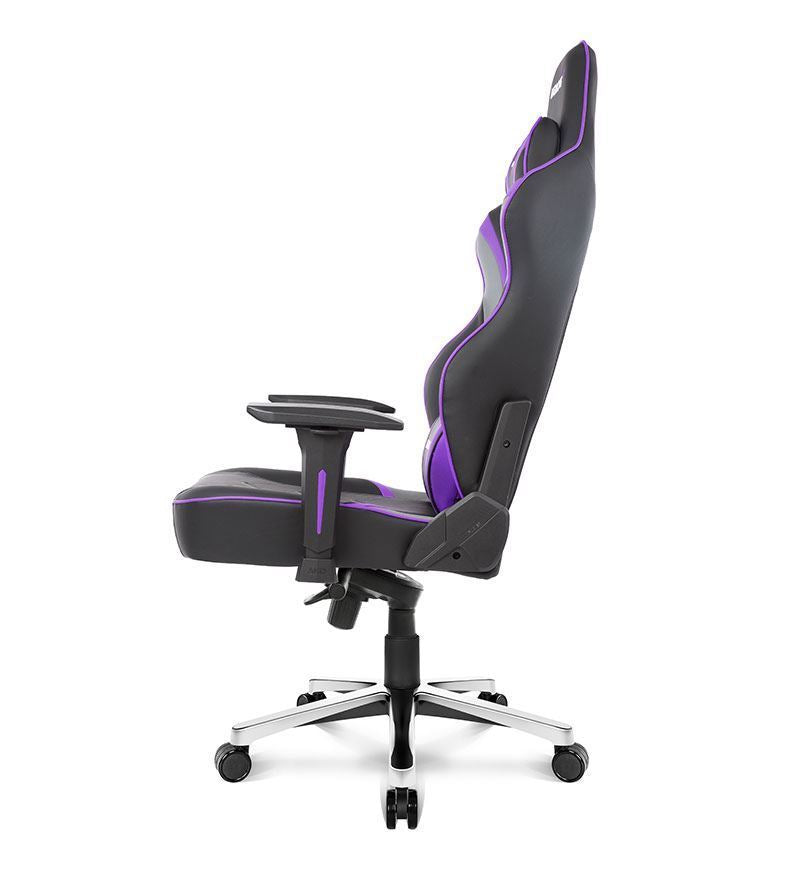 AKRacing Master Series MAX PU Leather Gaming Chair — Indigo