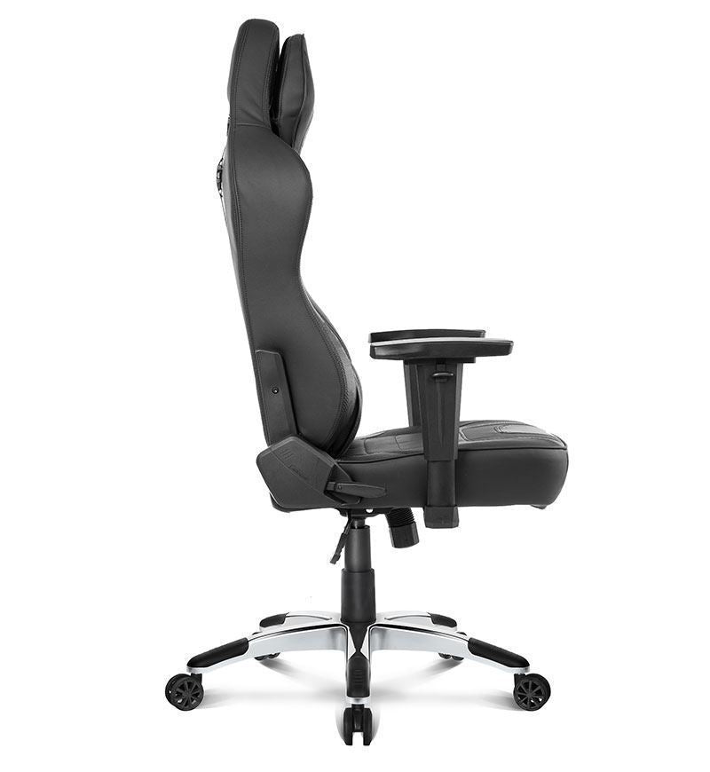 AKRacing Office Series Obsidian Gaming Chair — Black