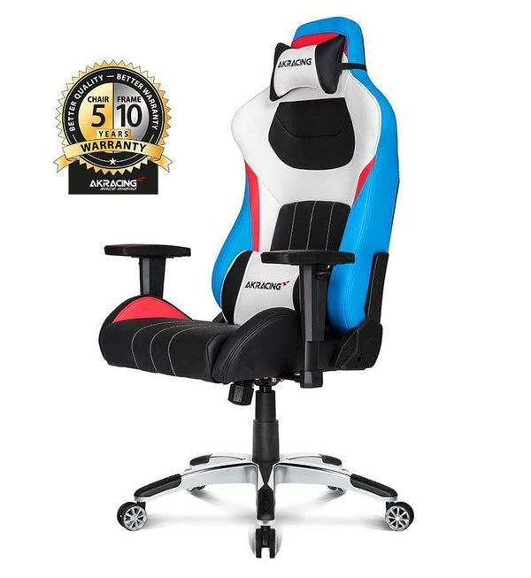 AKRacing Master Series Premium Gaming Chair — Tri Colour