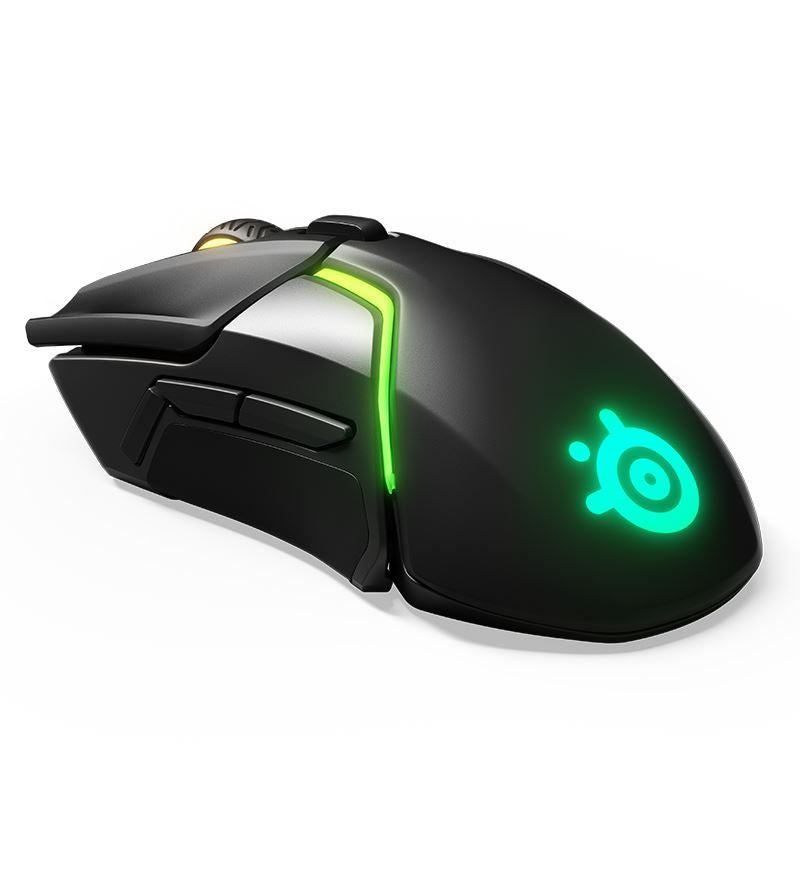 SteelSeries Rival 650 Quantum Wireless 12,000 DPI Optical Mouse w/ Dual Sensors