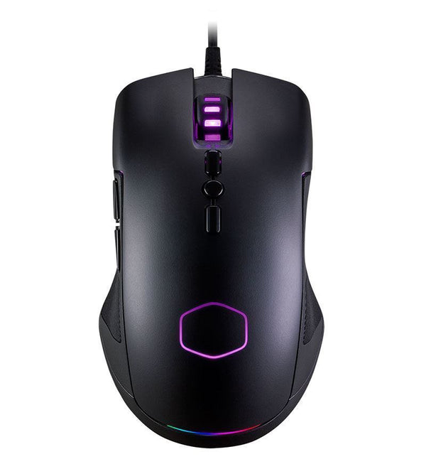 Cooler Master MasterMouse CM310 RGB Ambidextrous 10,000 DPI Optical Mouse