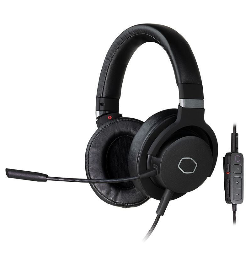 Cooler Master MasterPulse MH752 7.1 Virtual Surround Headset — 3.5mm Jack