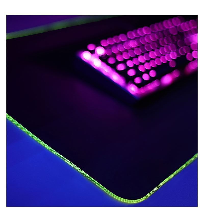 Cooler Master MasterAccessory MP750 RGB Cloth Mouse Pad — XL