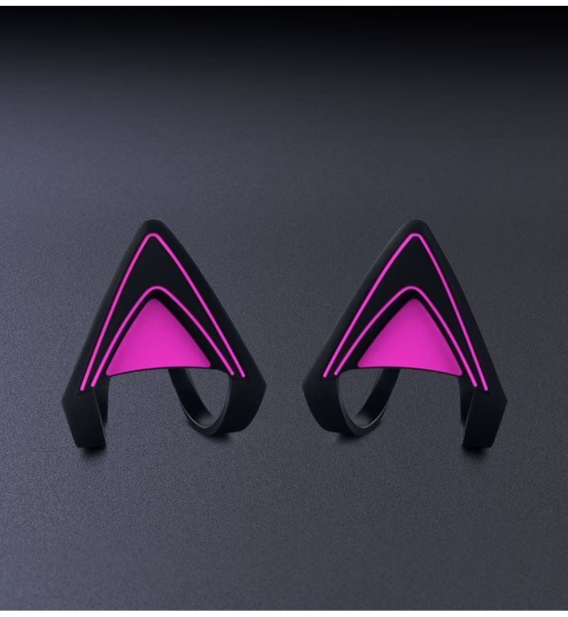 Razer Kitty Ears for Kraken Headsets — Purple
