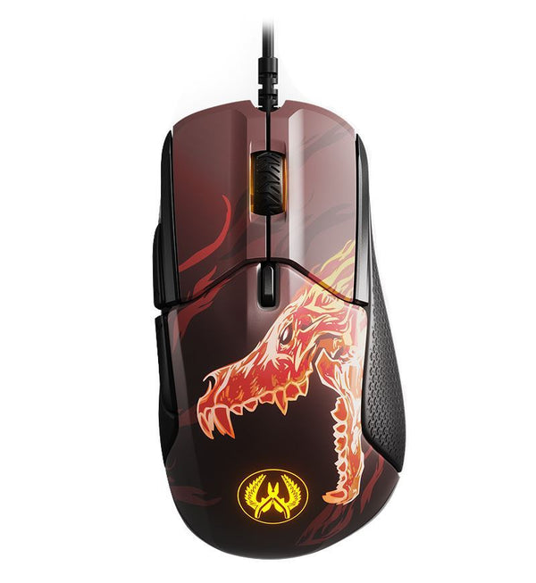 SteelSeries Rival 310 CS:GO Howl Edition 12,000 DPI Optical Mouse