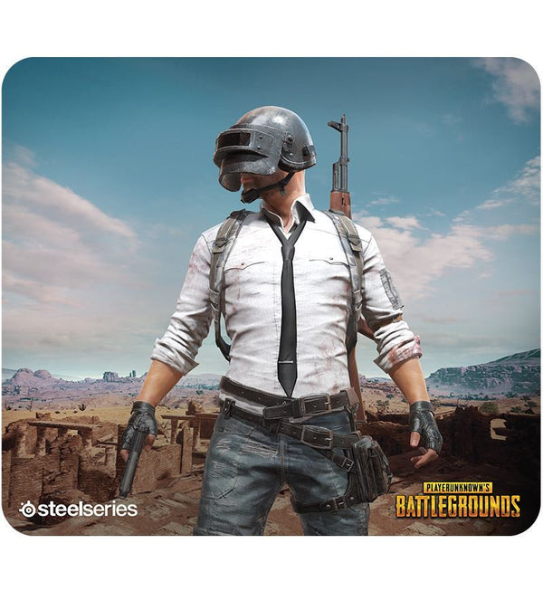 SteelSeries QcK+ PUBG Marimar Edition Cloth Mouse Pad —  Large
