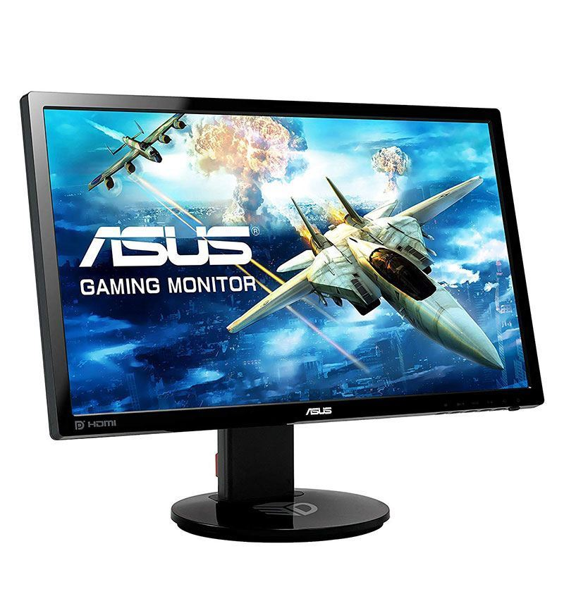 "Asus VG248QE 24"" 144Hz 1ms Full HD 3D Ready Gaming Monitor"