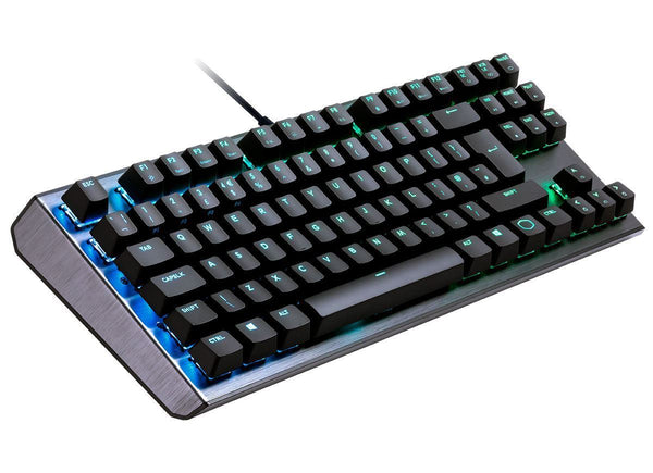 Cooler Master CK530 RGB Mechanical Keyboard — Gateron Blue Switches