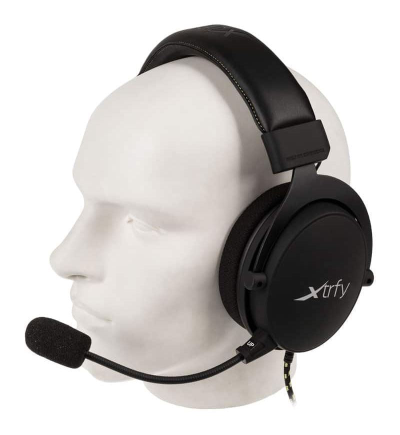 Xtrfy H2 Pro Stereo Headset — 3.5mm Jack — PC/Mac/Console/Mobile