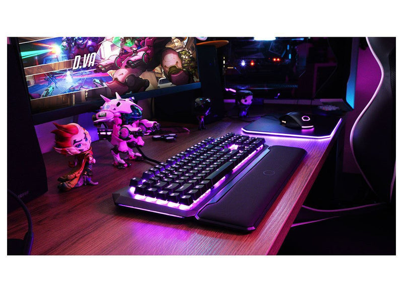 Cooler Master MK850 RGB Mechanical Keyboard — Cherry MX Red Switches
