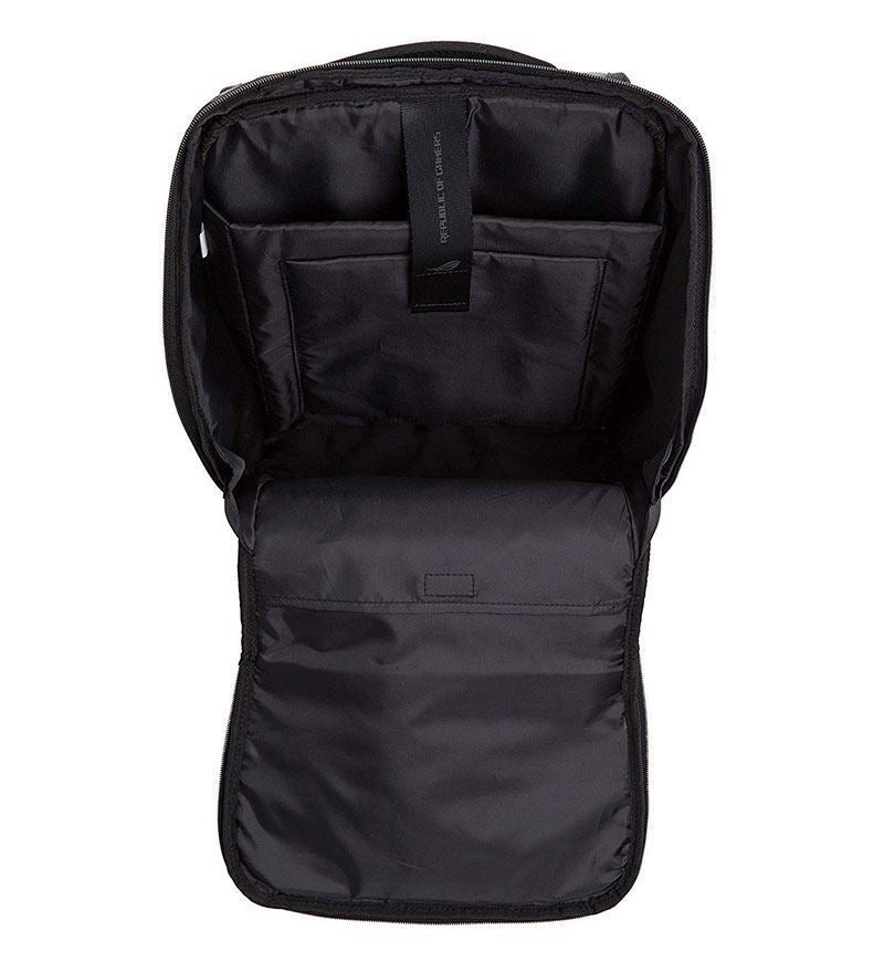 "Asus ROG Ranger BP1500 Backpack — Up to 15.6"" Notebook — Black"