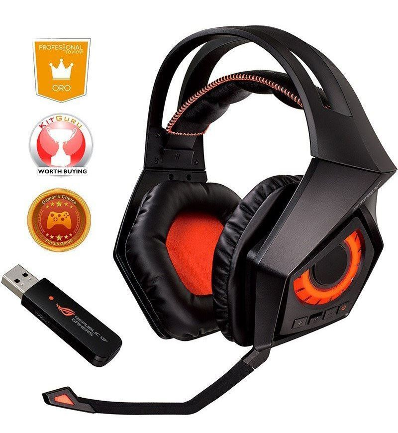 Asus ROG Strix 7.1 Virtual Wireless Headset - PC/Mac/PS4/Xbox One/Mobile