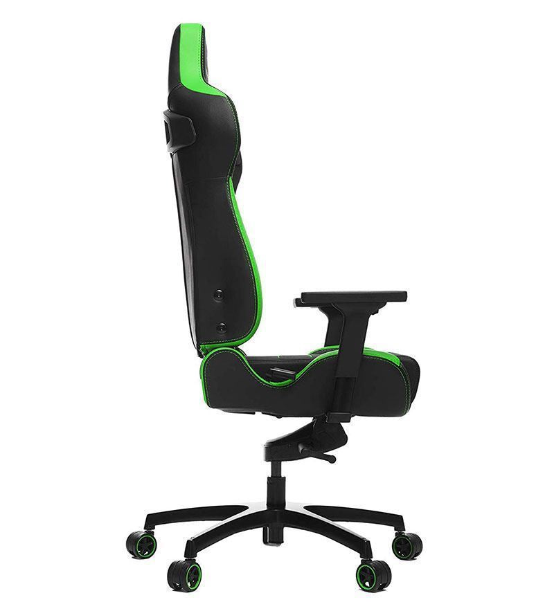 Vertagear Racing Series PL4500 Chair — Black/Green
