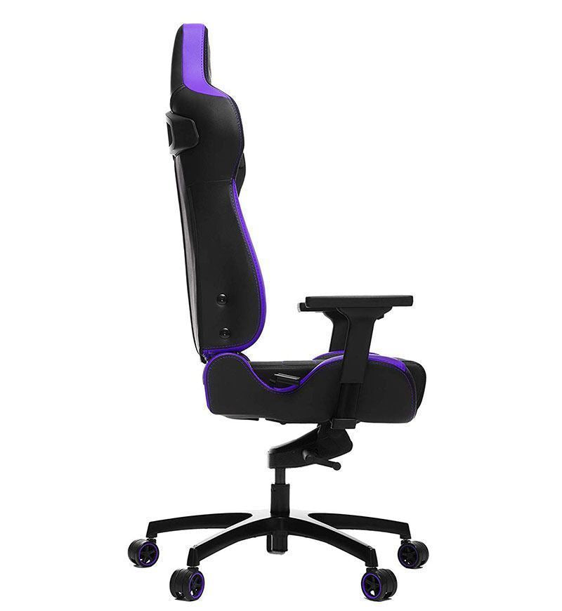 Vertagear Racing Series PL4500 Chair — Black/Purple
