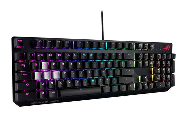 Asus ROG Strix Scope Mechanical Keyboard — Cherry MX Red Switches