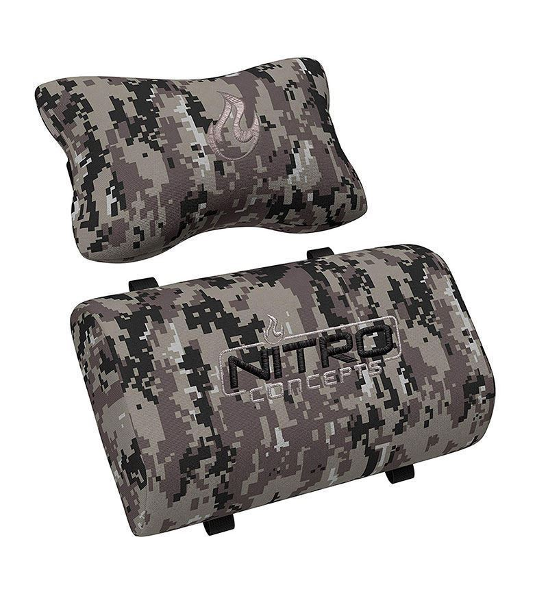 Nitro Concepts S300 Fabric Chair — Urban Camo