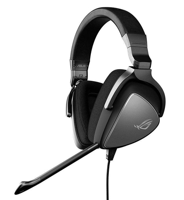 Asus ROG Delta Core Hi-Res Headset - 3.5mm Jack - PC/Mac/Console