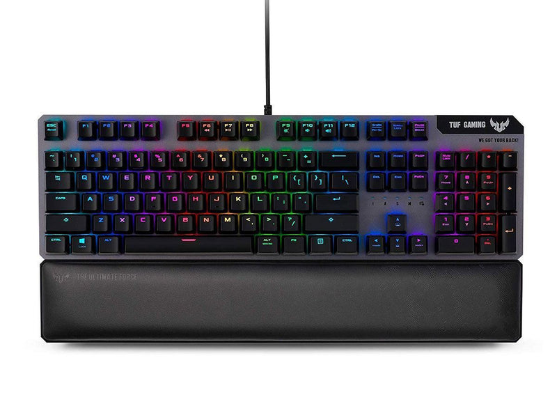 Asus TUF K7 Keyboard — Opto-Mechanical Switches