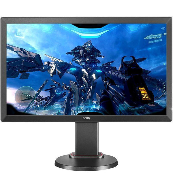 "ZOWIE RL2455TS 24"" 75Hz LED 1ms Full HD Console Gaming Monitor w/ Adjustable Stand"