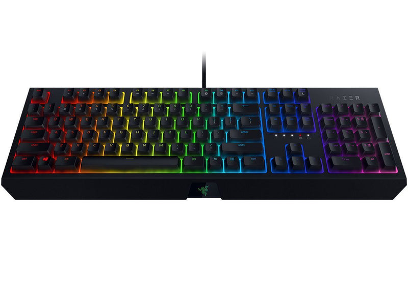 Razer BlackWidow Mechanical Keyboard - Razer Green Switches