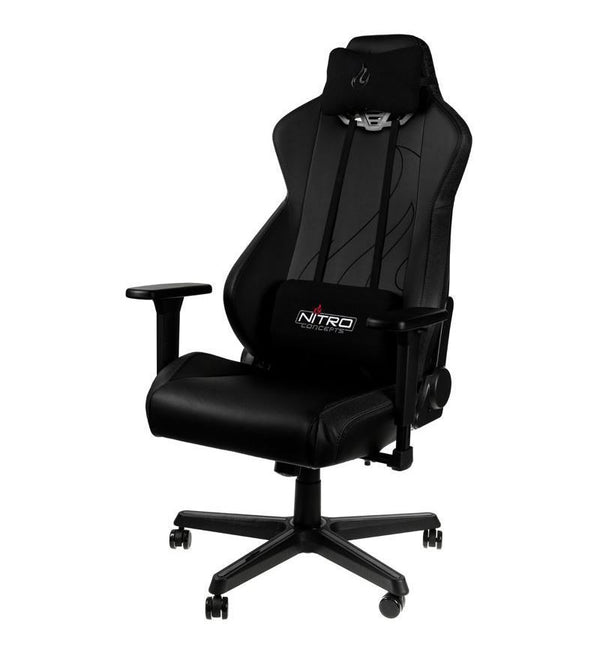 Nitro Concepts S300 EX Chair — Stealth Black