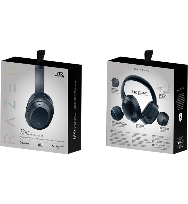 Razer Opus Wireless THX® Certified Headphones