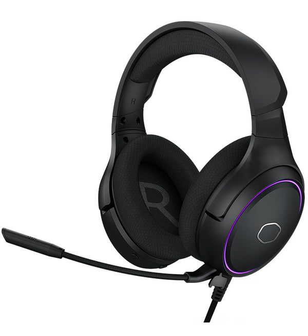 Cooler Master MH650 7.1 Virtual Surround Headset — USB