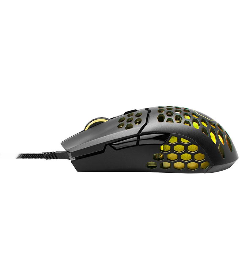 Side view 1 of Cooler Master MM711 16,000 DPI Optical Mouse