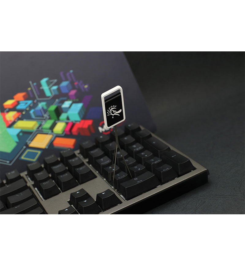 Ducky Shine 7 RGB Mechanical Keyboard - Cherry MX Silent Red Switches