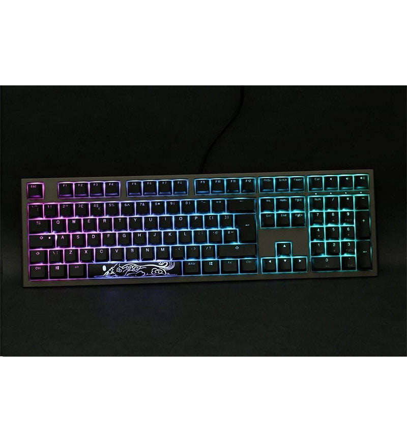 Ducky Shine 7 RGB Mechanical Keyboard - Cherry MX Red Switches