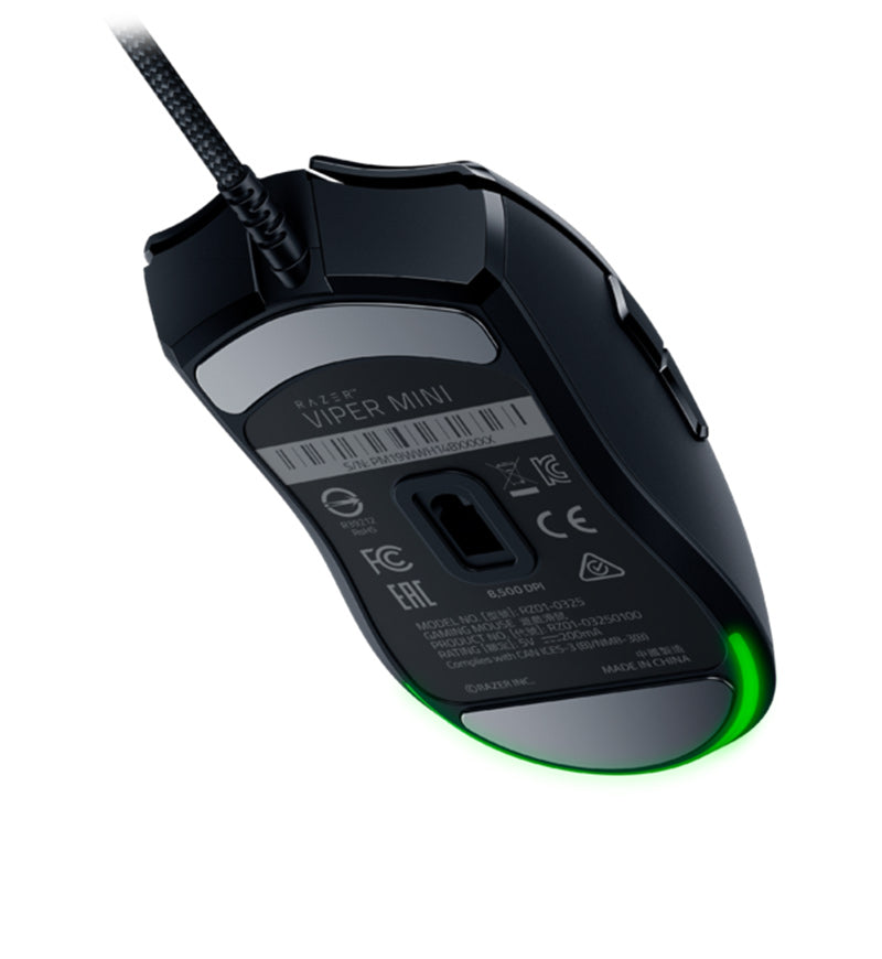 Razer Viper Mini Ambidextrous 61g Ultralight Optical Gaming Mouse