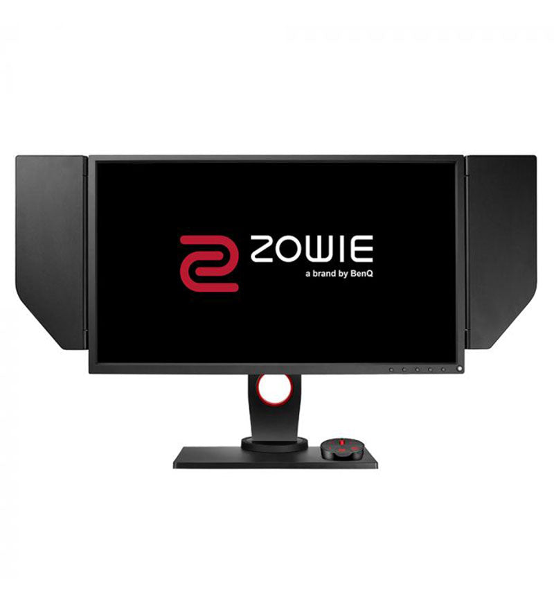 "ZOWIE XL2546S 24.5"" 240Hz LED 0.5ms Full HD Esports Monitor w/ DyAc+ Tech, Adjustable Stand & Shield"