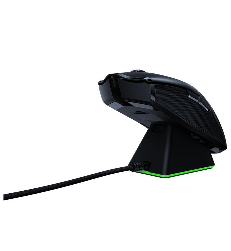 Angle view 6 of Razer Viper Ultimate Ambidextrous 20,000 DPI Optical Wireless Mouse