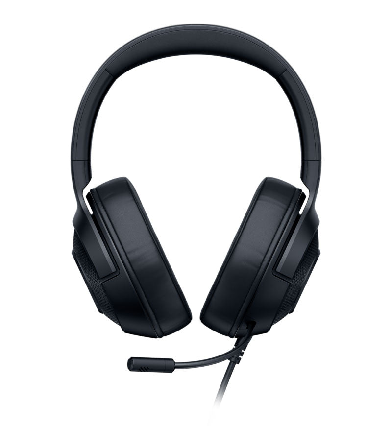 Razer Kraken X 7.1 Surround Headset — 3.5mm Jack — Black — PC/Mac/Console/Mobile