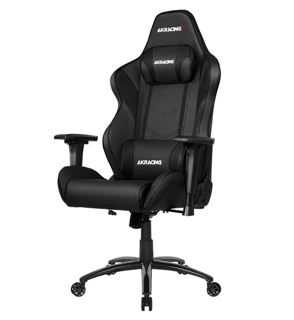 AKRacing Core Series LX Plus Gaming Chair — Black