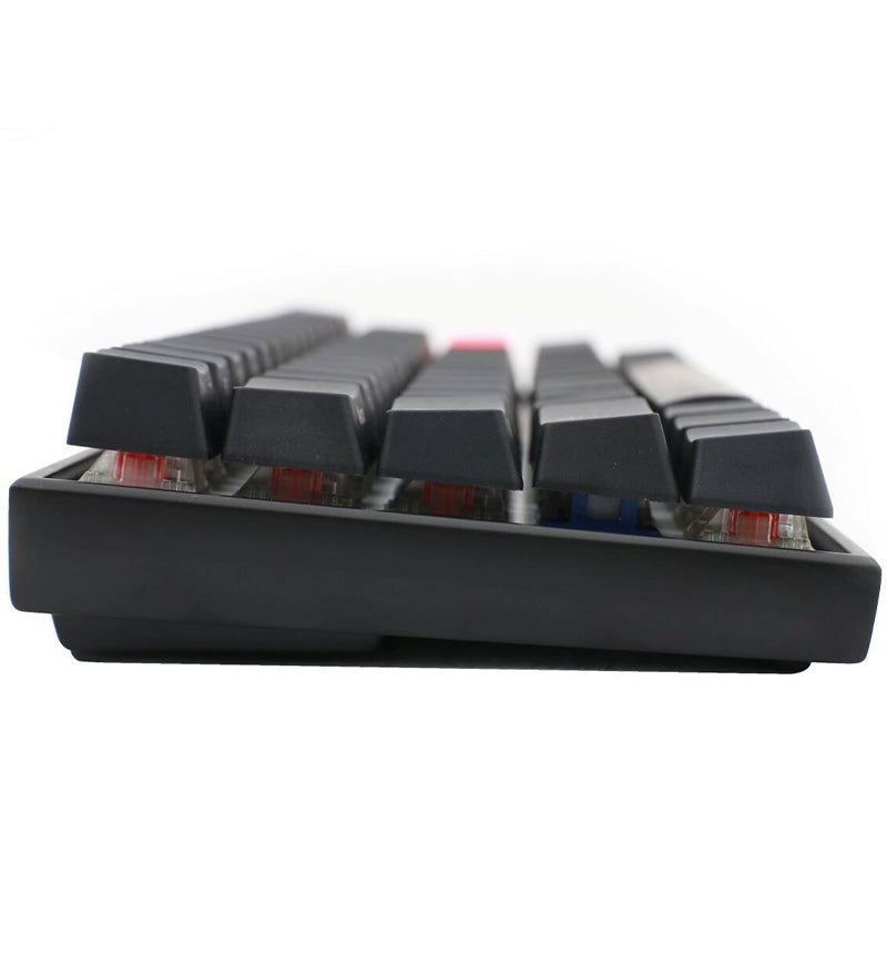 Ducky Mecha Mini v2 RGB 60% Mechanical Keyboard - Cherry MX Silent Red Switches (New 2020 Version)