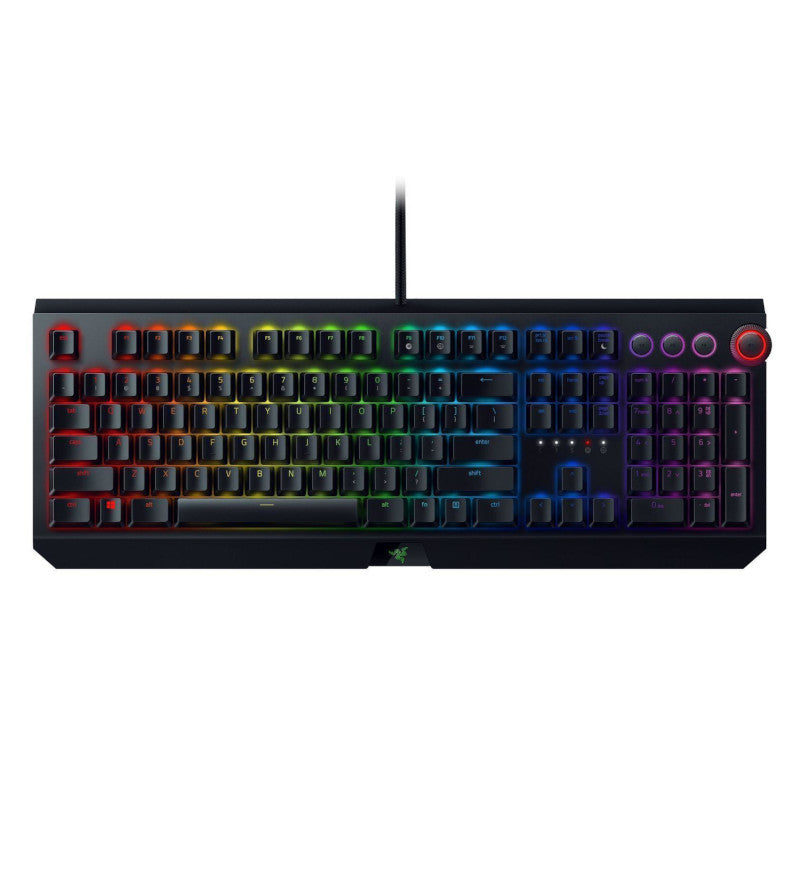 Razer BlackWidow Elite Mechanical Keyboard - Razer Green Switches