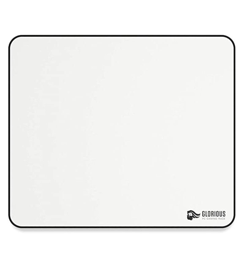 Glorious Cloth Mouse Pad White - Large