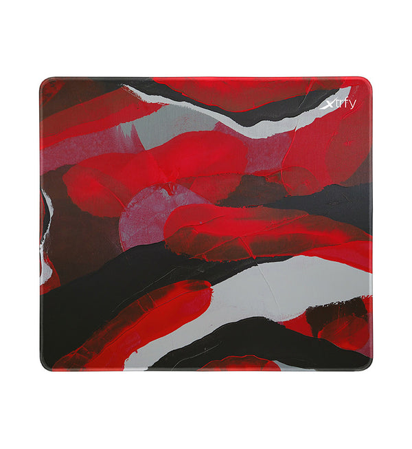 Xtrfy GP4 Abstract Retro Gaming Mouse Pad - Large