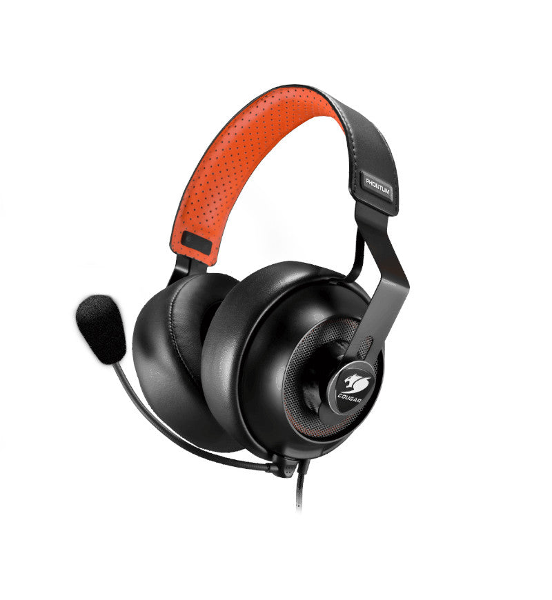 Cougar Phontum S Gaming Headset - 3.5mm Jack - PC/Console/Mobile