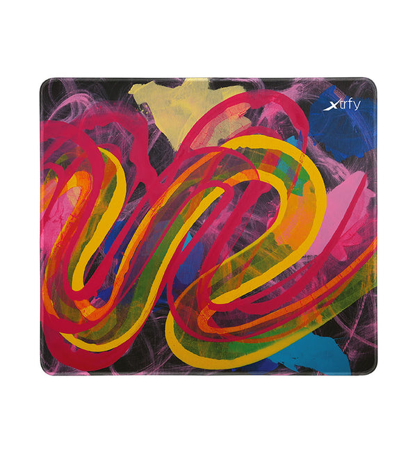 Xtrfy GP4 Street Pink Gaming Mouse Pad - Large