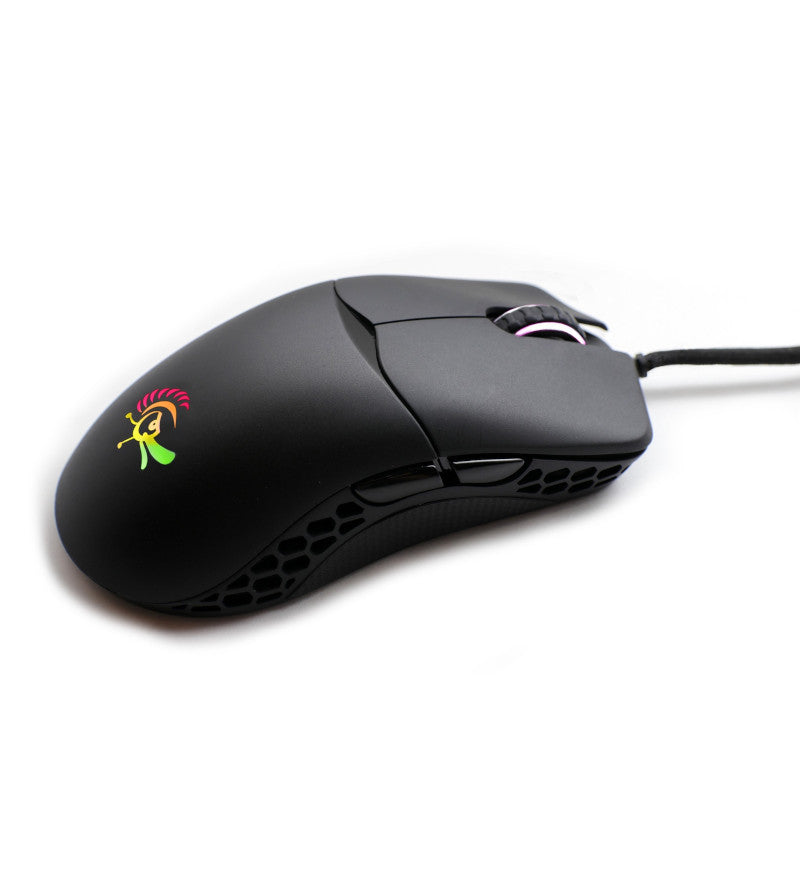 Ducky Feather RGB 65g Ultralight Ambidextrous Gaming Mouse