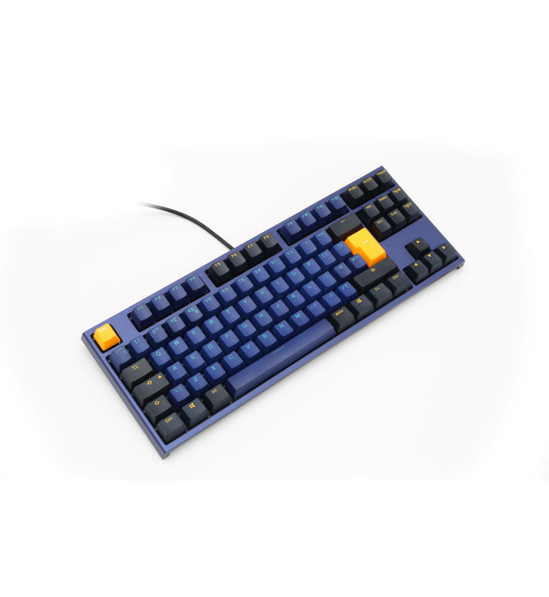Ducky One 2 TKL Horizon Mechanical Keyboard - Cherry MX Black Switches