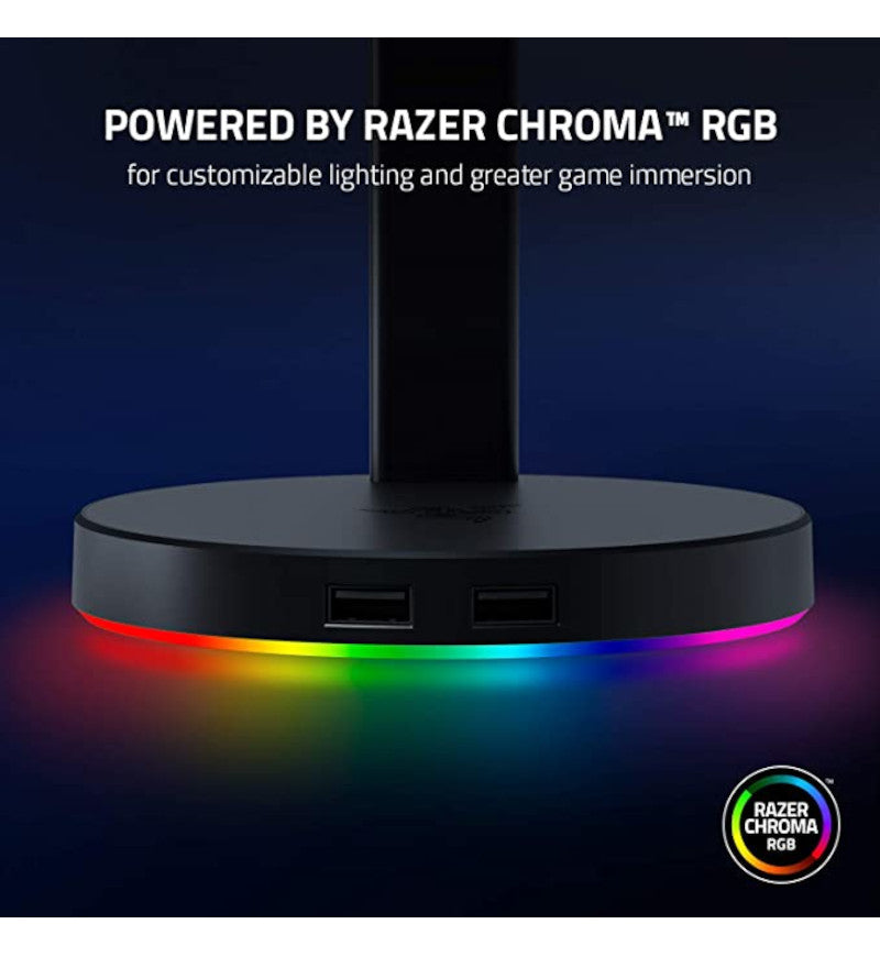 Razer Base Station V2 Chroma Headset Stand
