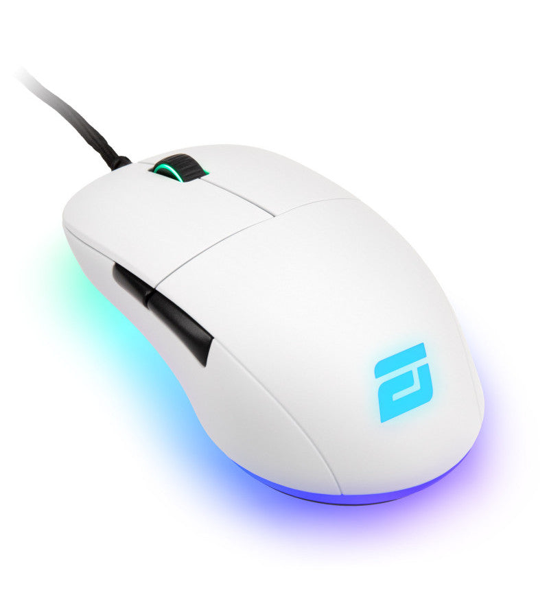 Endgame Gear XM1 RGB Optical Gaming Mouse - White
