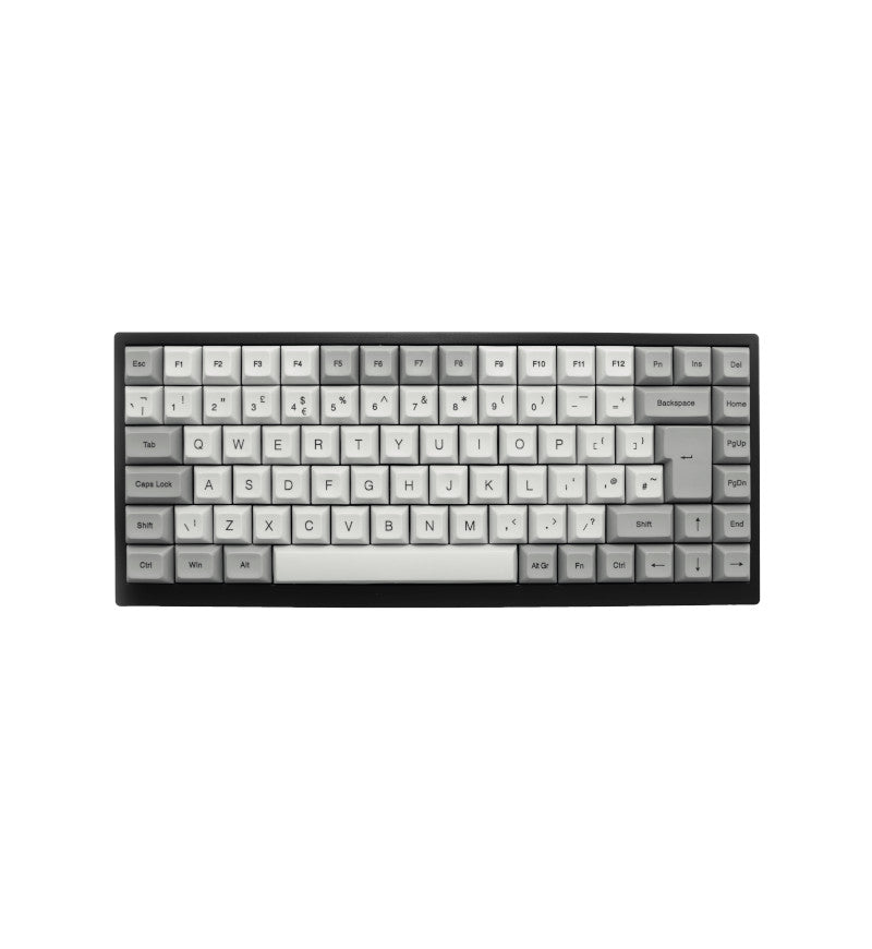 Vortex Tab 75 Bluetooth/USB Mechanical Keyboard - Cherry MX Clear Switches